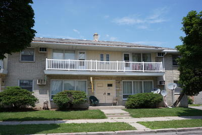 Milwaukee Multi Family Home For Sale: 2600 W Glendale Ave