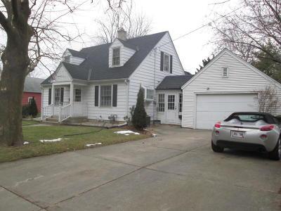 Butler Single Family Home For Sale: 12722 W Stark St
