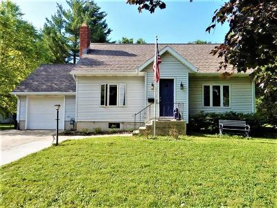 Whitewater Single Family Home Active Contingent With Offer: 970 W Walworth Ave