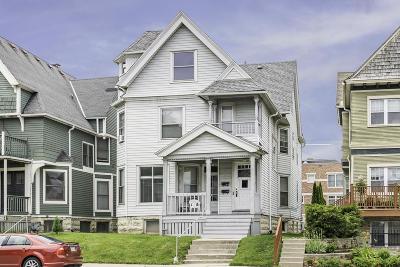 Milwaukee Multi Family Home For Sale: 1659 N Van Buren St #1661