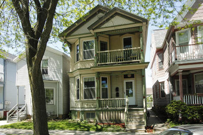 Two Family Home For Sale: 1715 N Astor St
