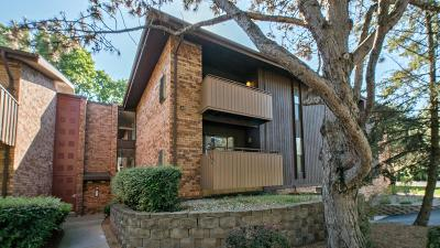 Glendale Condo/Townhouse Active Contingent With Offer: 7009 N Green Bay Ave #B