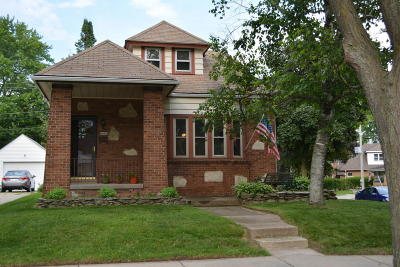 Glendale Single Family Home For Sale: 5682 N Argyle Ave