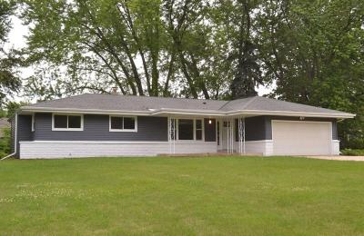Brookfield Single Family Home Active Contingent With Offer: 17405 Brooklawn Dr