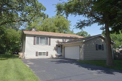 Pleasant Prairie Single Family Home Active Contingent With Offer: 10102 28th Ave