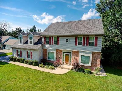 Milwaukee County Single Family Home For Sale: 214 E Brown Deer Rd