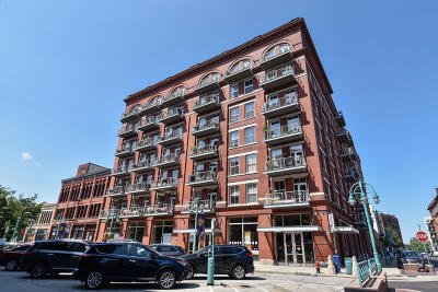 Milwaukee Condo/Townhouse For Sale: 191 N Broadway #601