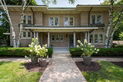 Shorewood Single Family Home For Sale: 4162 N Lake Dr