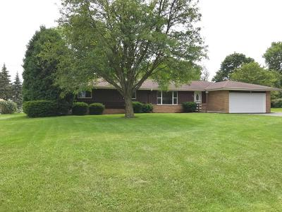 Brookfield Single Family Home Active Contingent With Offer: 12805 Wembley Rd