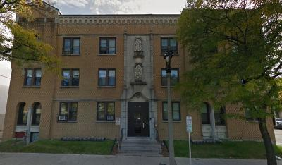 Milwaukee Multi Family Home Active Contingent With Offer: 2431 W Capitol Drive