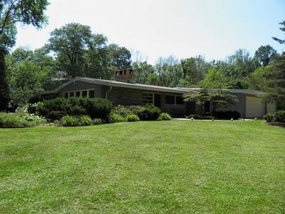 Cedarburg Single Family Home For Sale: 198 Green Bay Rd