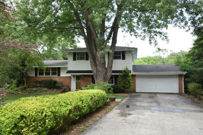 Brookfield Single Family Home For Sale: 16480 Hillsdale Dr