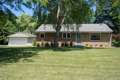 Glendale Single Family Home Active Contingent With Offer: 1908 W Brantwood Ave