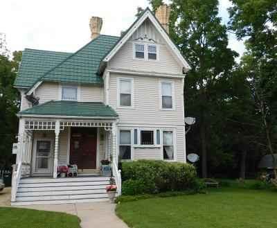 Fort Atkinson Multi Family Home For Sale: 400-406 Madison Ave