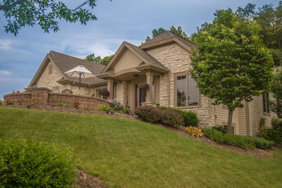 Jackson WI Single Family Home Active Contingent With Offer: $489,700