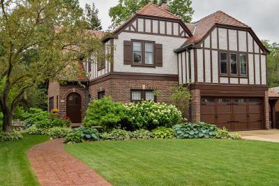 Shorewood Single Family Home Active Contingent With Offer: 2609 E Menlo Blvd