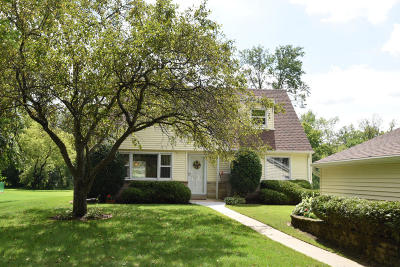Thiensville  Single Family Home For Sale: 238 Green Bay Rd