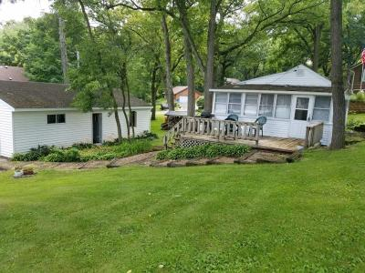Cambridge Single Family Home For Sale: N4143 Sleepy Hollow Rd