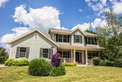 Single Family Home Active Contingent With Offer: 321 Kames Ct