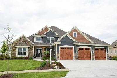 Waukesha Single Family Home For Sale: 1509 Mohican Trail