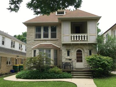 Shorewood WI Two Family Home For Sale: $349,900