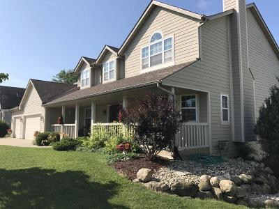 West Bend Single Family Home For Sale: 933 Schloemer Dr