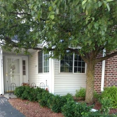 Lake Mills Condo/Townhouse Active Contingent With Offer: 751 Cherokee Path