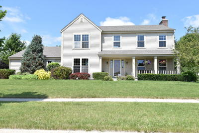 Waukesha Single Family Home For Sale: 3220 River Valley Rd