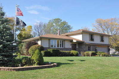 Racine Single Family Home For Sale: 2500 Tammy Ln