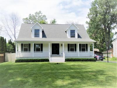 Pleasant Prairie Single Family Home Active Contingent With Offer: 11214 3rd Ave