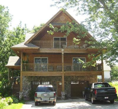 Kenosha County Single Family Home For Sale: 11921 214th Ave