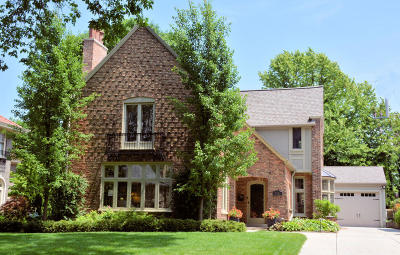 Shorewood Single Family Home Active Contingent With Offer: 3508 N Summit Ave