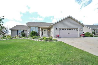 Watertown Single Family Home Active Contingent With Offer: 1418 Wedgewood Dr