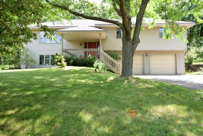 Whitewater Single Family Home For Sale: N7154 Chapel Dr