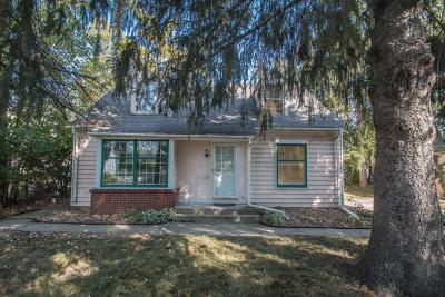 Thiensville Single Family Home Active Contingent With Offer: 206 Elm St