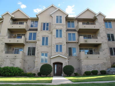 Waukesha Condo/Townhouse Active Contingent With Offer: 2912 N University Dr #207