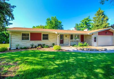 Fort Atkinson Single Family Home Active Contingent With Offer: W6381 Eastern Ave