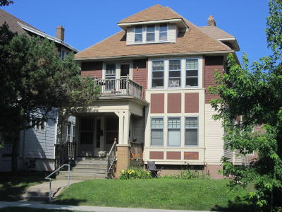Milwaukee WI Two Family Home For Sale: $329,000