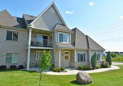 Waukesha Condo/Townhouse Active Contingent With Offer: 1349 Rose Ct #C