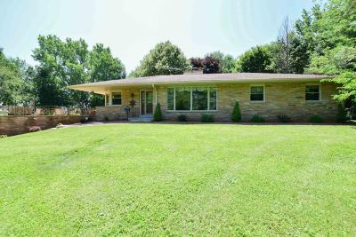 Racine County Single Family Home For Sale: 11523 W 5 Mile Rd
