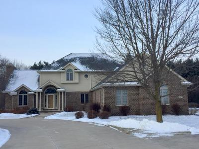 Cedarburg Single Family Home For Sale: 1471 Pheasant Ln