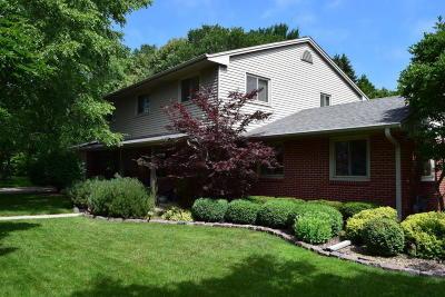 Racine Single Family Home For Sale: 418 Jonathon Dr