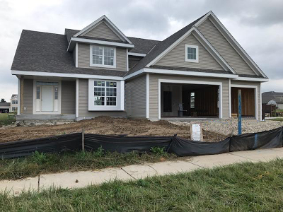 West Bend Single Family Home Active Contingent With Offer: 1709 Crestwood Rd