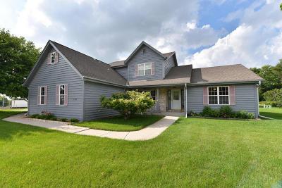 Milwaukee Single Family Home For Sale: 11330 W Green Tree Rd