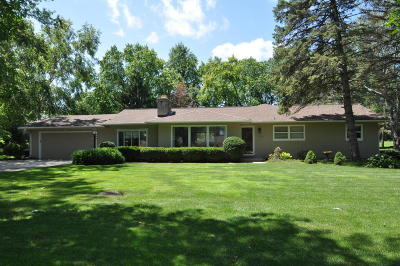Brookfield Single Family Home Active Contingent With Offer: 4645 N 159th St