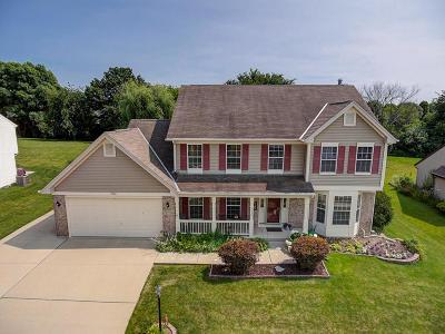 Waukesha Single Family Home For Sale: 2520 Fox River Pkwy
