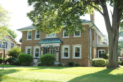 Shorewood Single Family Home Active Contingent With Offer: 4468 N Prospect Ave