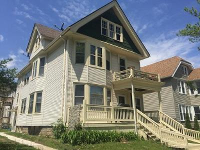 Milwaukee Multi Family Home Active Contingent With Offer: 2723 N Booth St #2723A/27