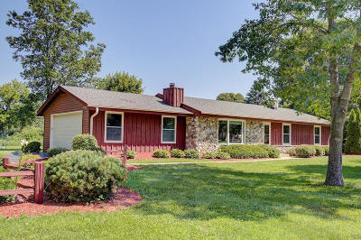 Colgate WI Single Family Home Active Contingent With Offer: $247,900