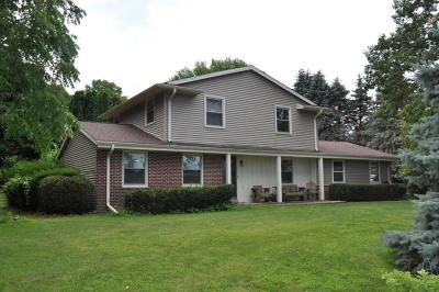Big Bend Single Family Home For Sale: W236s7920 Highland Dr